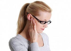 Що робити, якщо запалився лімфовузол за вухом