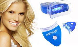 Домашня система відбілювання зубів white light: інструкція, відгуки