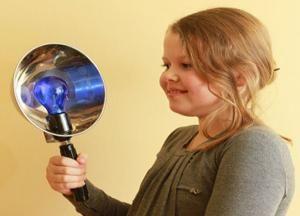 Інструкція по застосуванню синьої лампи (рефлектора мініна) для прогрівання носа
