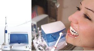 Іригатор для зубів: помічник у догляді за порожниною рота