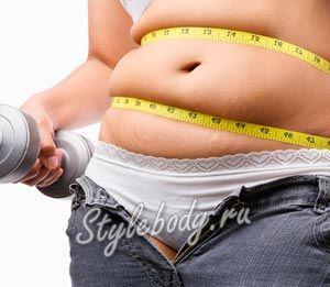 Як позбутися від жиру на животі і боках?