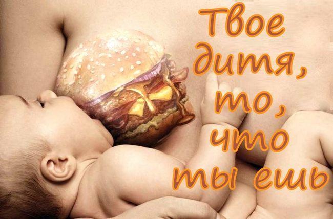 Харчовий сміття, список, продукти, які слід уникати!