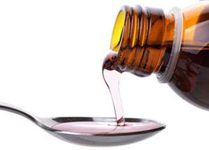 Препарати в формі сиропів від кашлю при вагітності