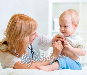Рання діагностика симптомів рахіту у дітей