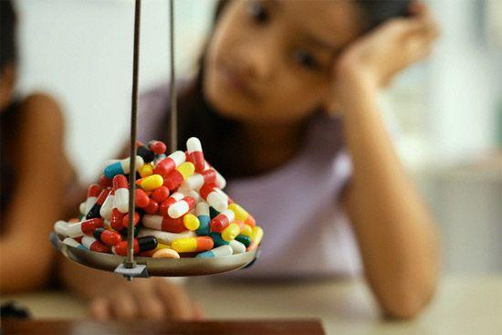 Вибираємо препарати від алергії для дітей так, щоб не нашкодити