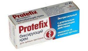 Вибираємо сильний фіксує екстра крем для зубних протезів